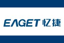 忆捷(Eaget)logo