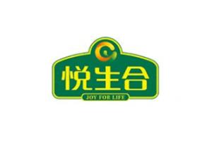 悦生合logo