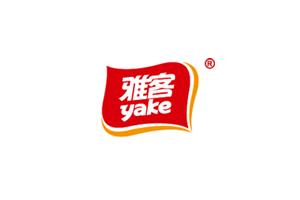 雅客(Yake)logo