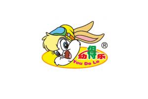 幼得乐logo