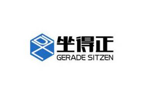 坐得正(Gerade Sitzen)logo
