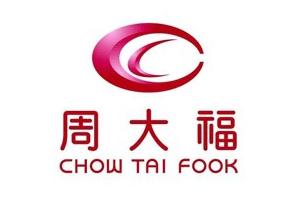 周大福logo