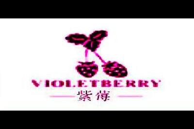 紫莓(VIOLETBERRY)logo