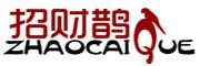招财鹊logo