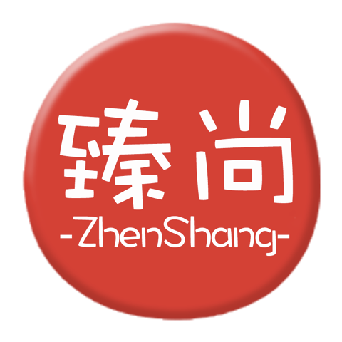 臻尚食品logo