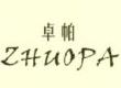 卓帕logo