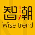 智潮logo