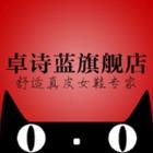 卓诗蓝logo